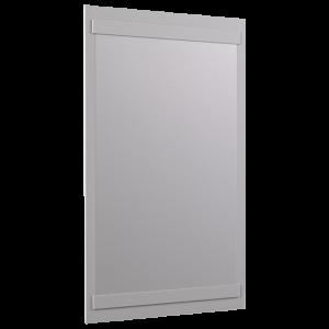 ahpart Aushangtafel A4 Hochformat grau
