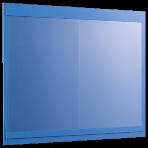 ahpart Dienstplantafel Querformat Art. 3D02 blau