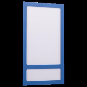 ahpart Fototasche groß FOT 2 blau
